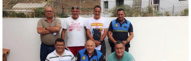 Toda la policía local del Ayuntamiento de San Nicolás de Tolentino, se pasan a SITCA