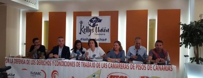 """SITCA: """"Las Kellys anuncian nuevas movilizaciones en julio y en Navidades ya que no ven que hagan nada en las empresas ni en las Administraciones"""""""