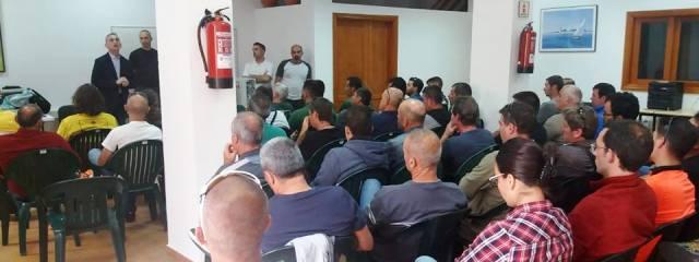Los trabajadores de Medio Ambiente del Cabildo de Gran Canaria irán a la huelga indefinida