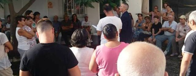El 98% de los trabajadores de Lomo Gordo respalda el acuerdo que firmó SITCA hoy con la empresa Juliano Bonny Gómez