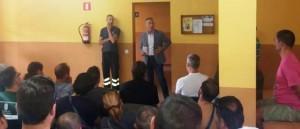 Antonio Rodríguez en Asamblea de Medio Ambiente del Cabildo de Gran Canaria 3