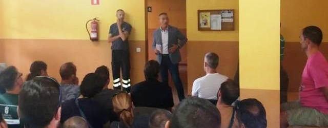 SITCA continúa con las asambleas que respaldan la huelga indefinida de los trabajadores/as de Medioambiente del Cabildo de Gran Canaria