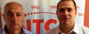 Miembros seccion sindical SITCA del Ayuntamiento de Telde